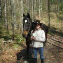 Jaz in moja Pikica; prijateljstvo, ki traja že 14 let!