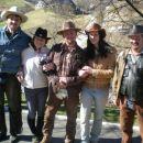 Naša postava: Boštjan, moja malenkost, Gregor, Čira Čara ter Janko