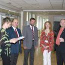 (z leve) TinaJurkovič, Jože Levstek, Jože Lampe, Klavdija Križ Potisk, Dominik Knavs