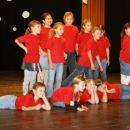 Najmlajše članice - 4. skupina pod mentorstvom Maše Grebenc in Anje Pajnič (njihov prvi na