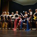1. skupina po nastopu plesne točke KUHARICE - bronaste zmagovalke na 11. EPM 07