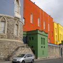 Dublin Castle ...precej moderno, kajne