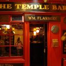 The famous Temple Bar