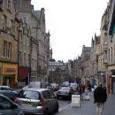 čudovite ulice Einburghe
