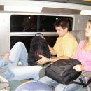 ... zacelo se je ZELOOO zgodaj (na vlaku smo bili ob 5:45)...