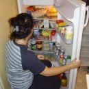 ...za pripravo nedeljskega kosila najprej potrebujete dobro zalozen hladilnik...