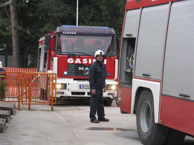 Zaključna vaja tečajnikov 10.4.2010 - foto