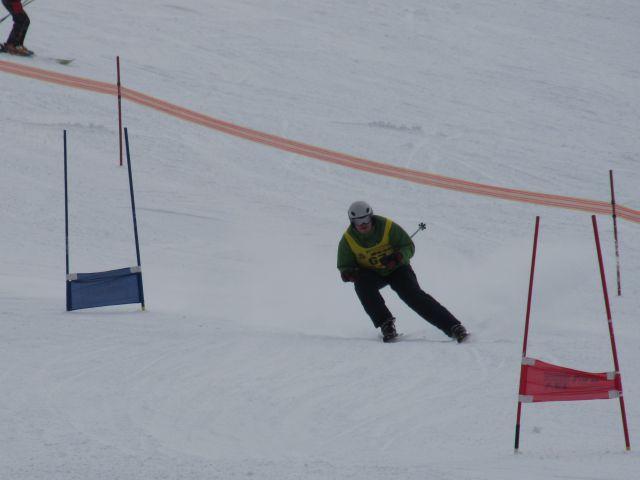 Tekmovanje v veleslalomu - GOLTE - 26.2.2011 - foto povečava