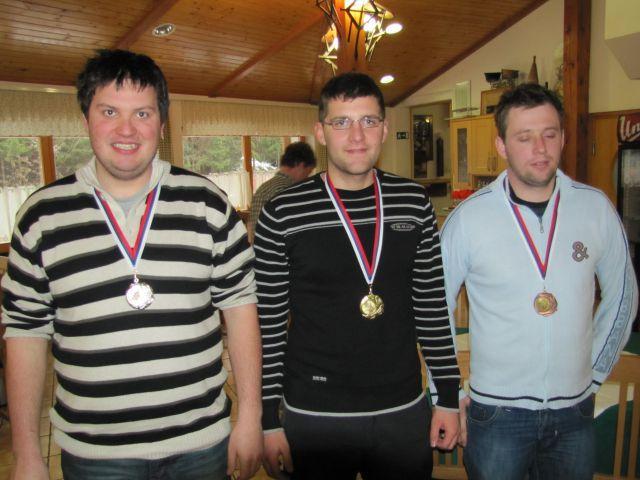 Tekmovanje v veleslalomu - GOLTE - 26.2.2011 - foto