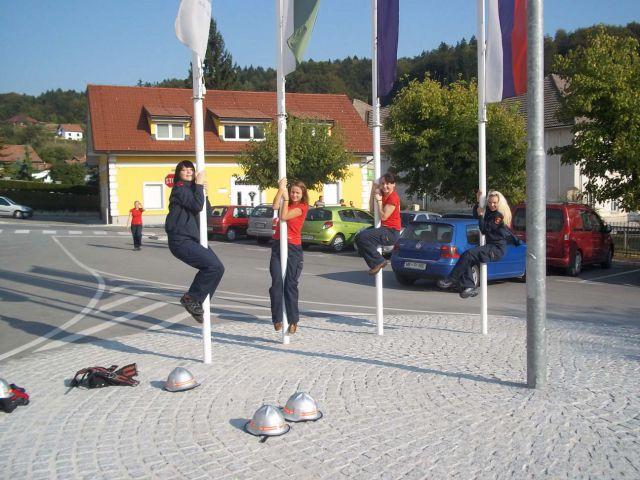 Članice A - Tekmovanje Šentjur 2011 - foto