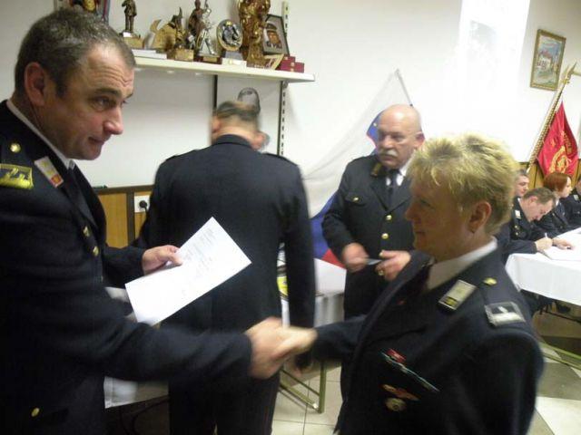 Občni zbor PGD Ponikva 2013 - foto