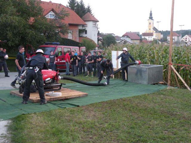 Nočno tekmovanje za pokal KS Ponikva 2013 - foto