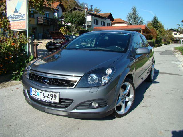 Astra GTC - foto
