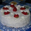 njami jagodna torta od Daniela za Bu