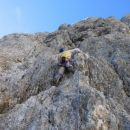 Tuki še ne ve, da je višje gor še slabša skala.