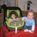 Gaja in prijatelj Lukas
