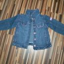 Jeans jakna C&A št. 86, 6 eur