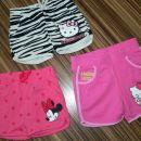 HM in C&A kratke hlače