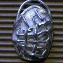 silver helmet obesek iz srebra (PMC) ni na voljo