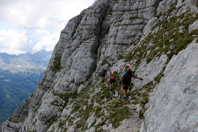 2018_08_17 Italija - Špik pod Nosom (2531 m ) - foto