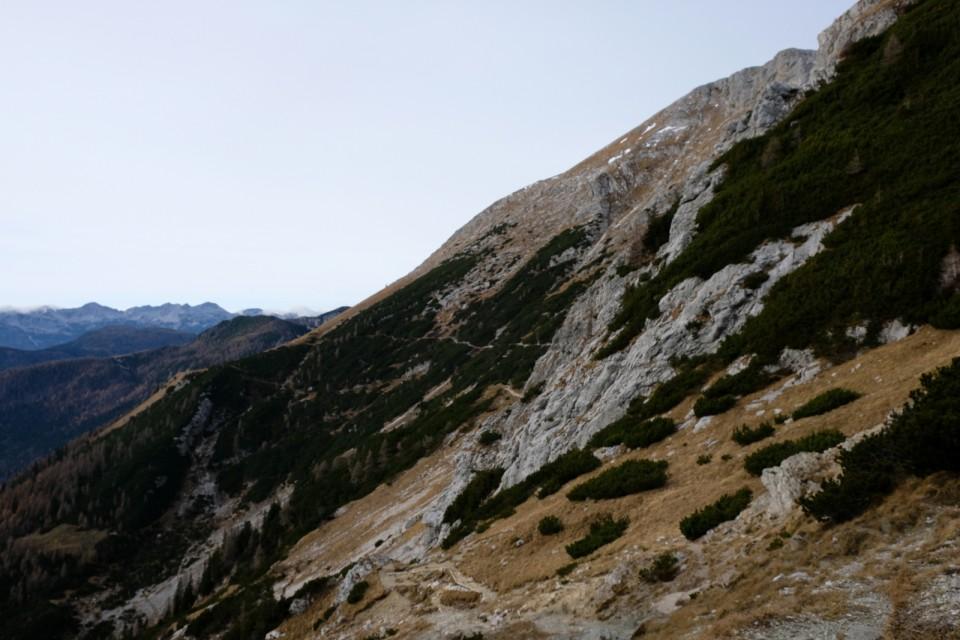 2018_11_13 Tosc (2275 m) in Viševnik (2050 m) - foto povečava