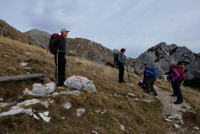 2018_11_13 Tosc (2275 m) in Viševnik (2050 m) - foto