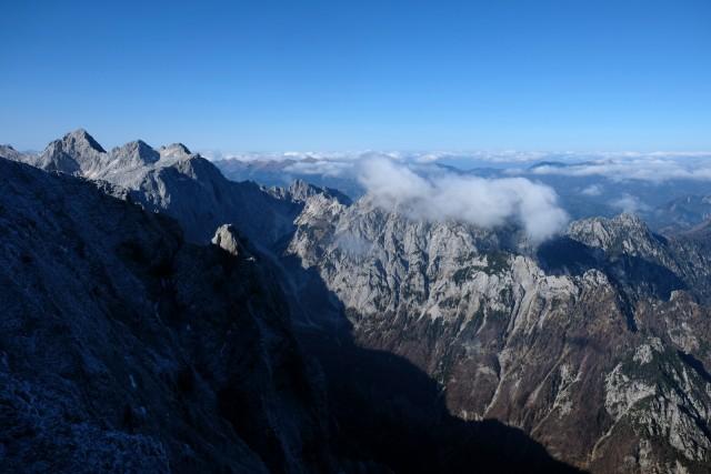 2018_11_17 Planjava ( 2392 m ) čez Repov kot - foto