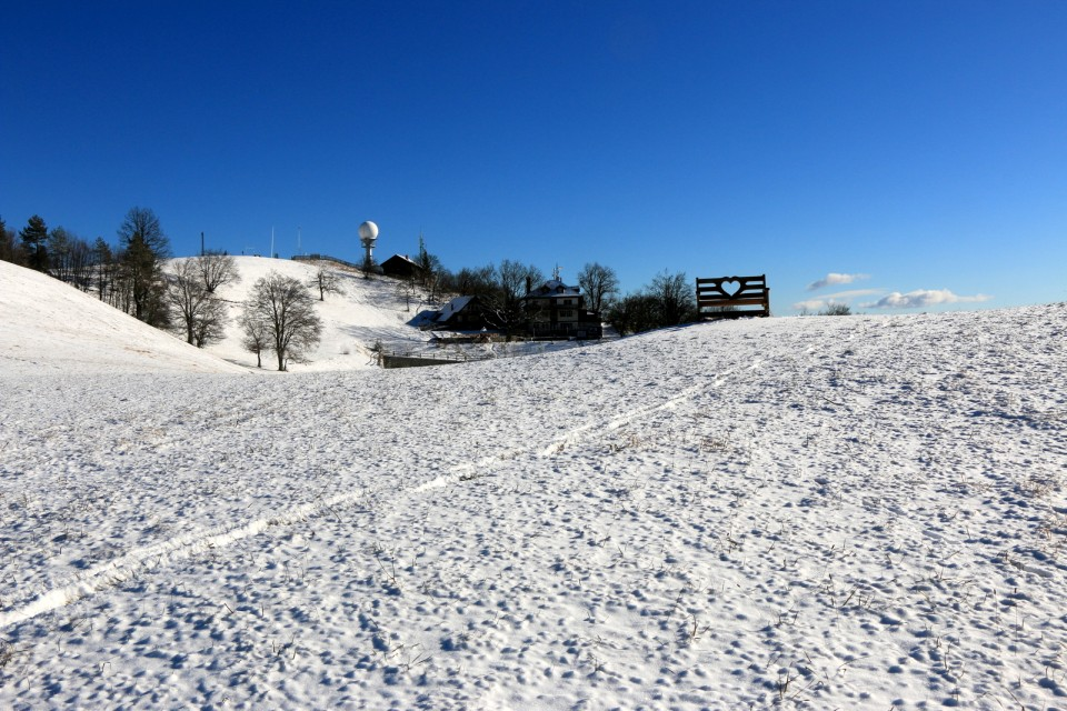 2019_01_04 Lisca - letošnji prvi sneg - foto povečava