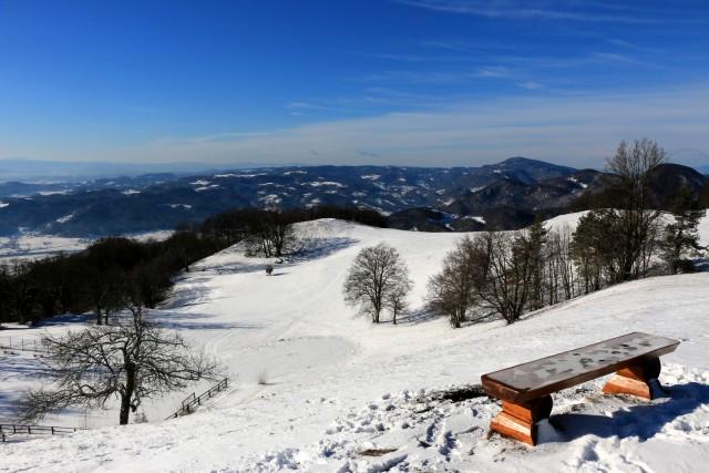 2019_01_04 Lisca - letošnji prvi sneg - foto