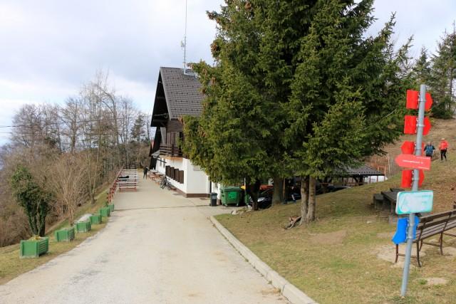 2019_03_10 Veliki Javornik ( 1023 m ) - foto