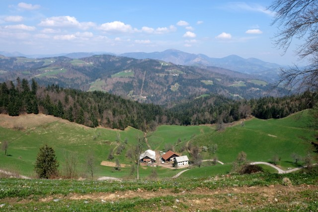 2019_04_16 Mrzli vrh in Sivka - foto