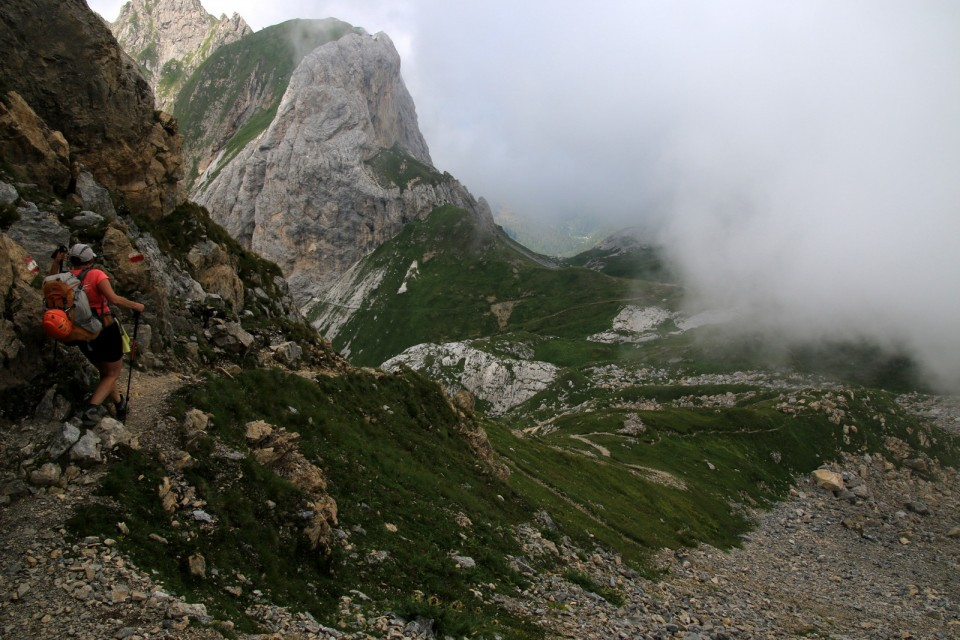 2019_08_10 Monte Peralba ( 2694 m )  - foto povečava
