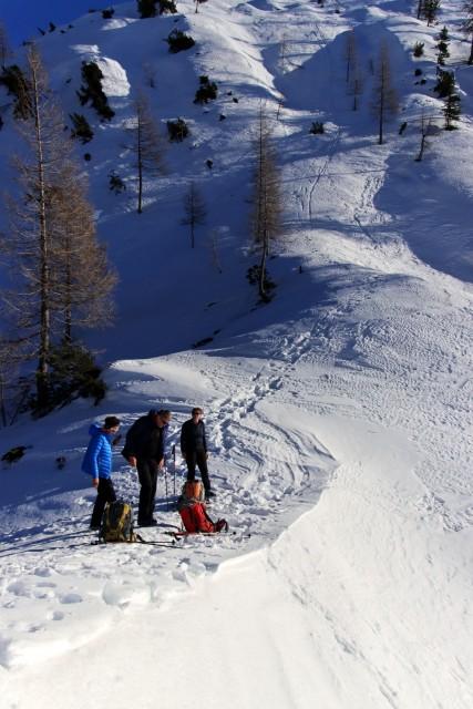 2020_01_12 planina Gajščica - sedlo Trupejevo - foto