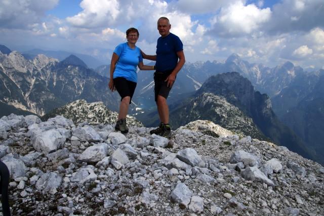 2020_08_09 Velika Črnelska špica ( 2332 m ) - foto