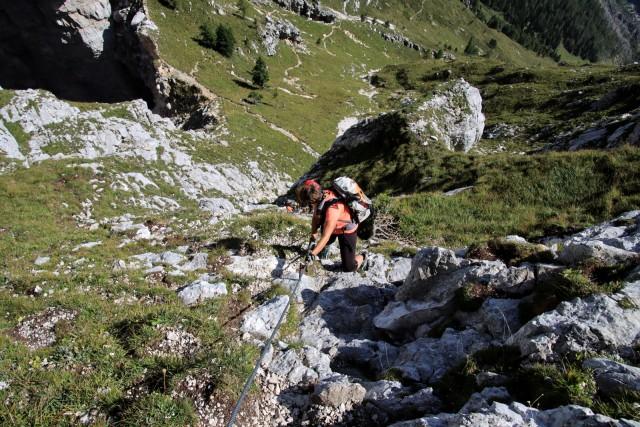 2020_09_19 Strma peč / Monte Cimone  2379 m  - foto