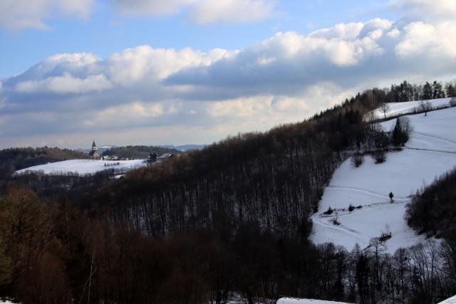2021_01_16 Leskovec v Podborštu (  718 m ) - foto