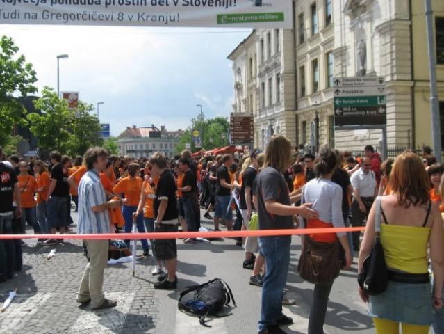 Maturantska parada 2008 - foto