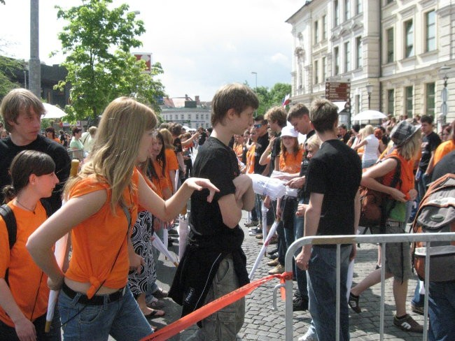 Maturantska parada 2008 - foto povečava