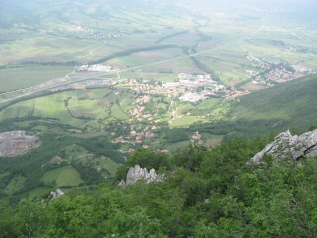 Razgled na Vipavsko dolino