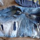 Jeans bermude, znamke Smog