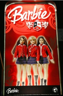 RBD Barbike - foto