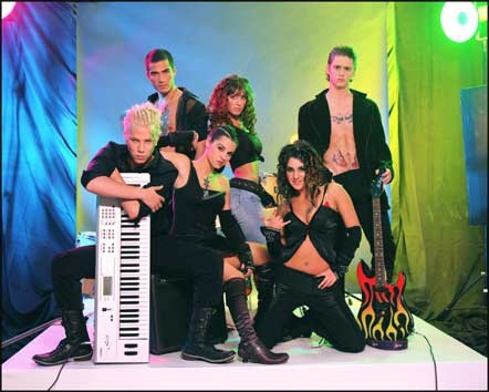 RBD CD REBELDE - foto