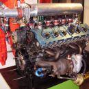 monte carlo:  F1 turbo motor