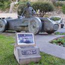 Juan manuel fangio- spomenik v MC