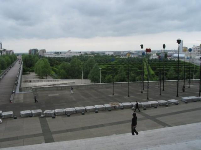 Paris: La Defense