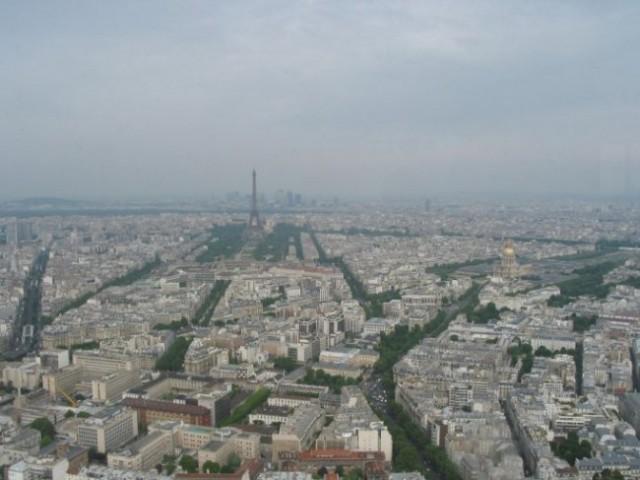Paris: Montparnasse 56