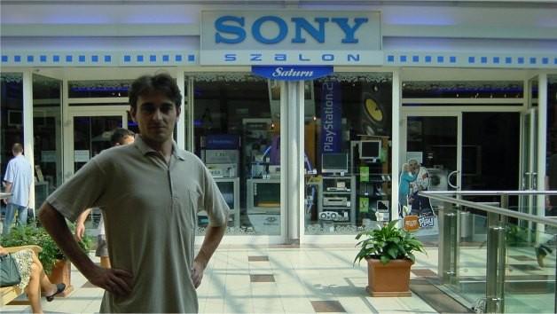 Sony Budapest 2003