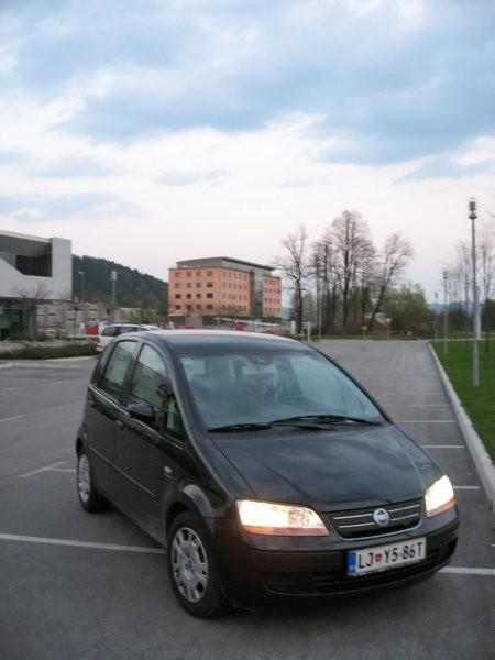Brnčičeva 21.4.2006 - foto