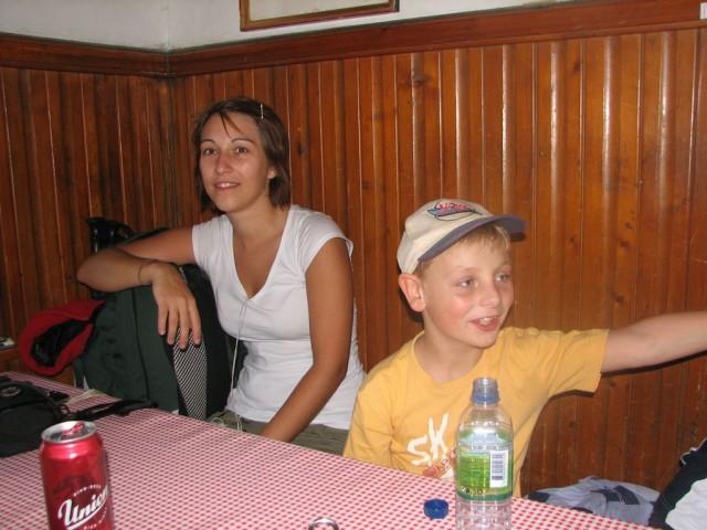 Na Triglav 12. in 13.08.08. - foto