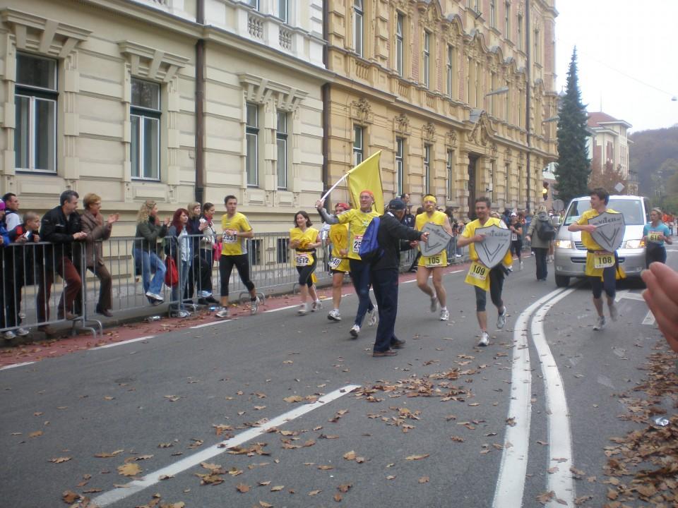 Ljubljanski maraton - foto povečava